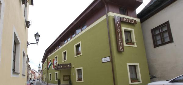 Palatinus Hotel Sopron