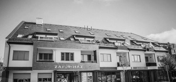 Zafír Apartman Sárvár